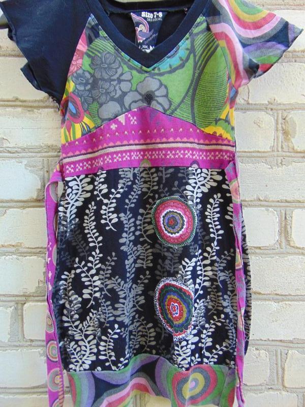 c9ac05a8bff Платье для девочки 7-8 лет