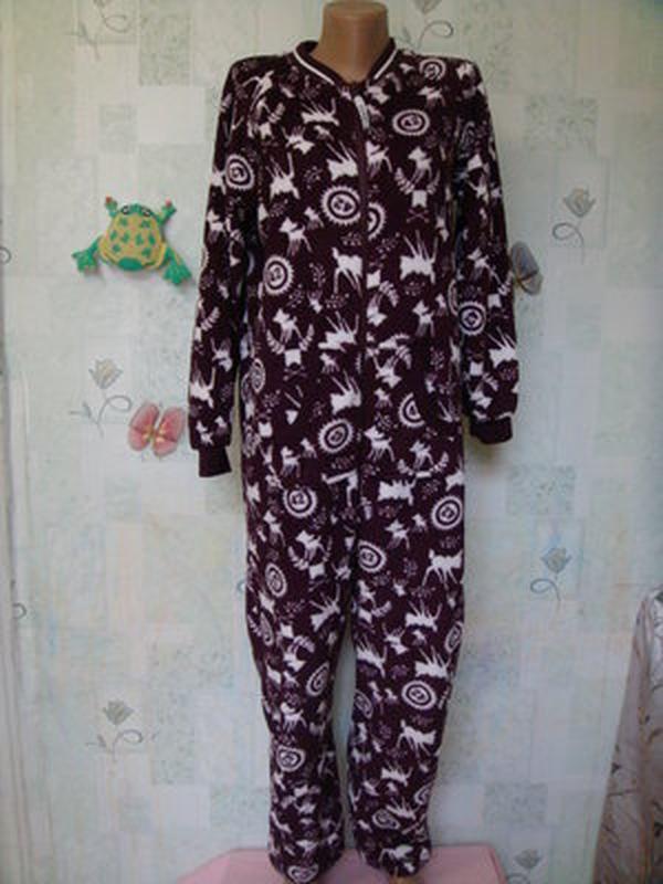 Пижама-кигуруми bambi 93d1efb9fe09f