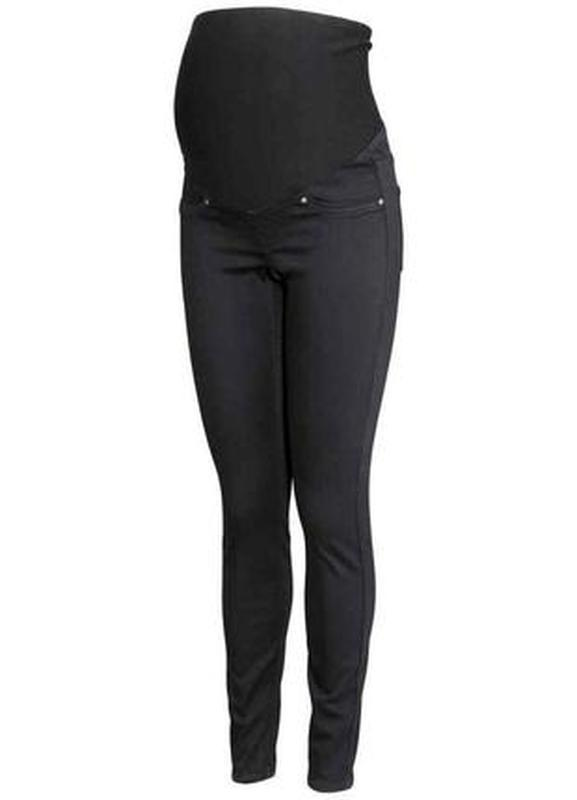 623fb1a2bfc002 Тонкі штани джегінси лосіни для вагітних h&m мама / джинсы лосины для  беременных1 фото ...