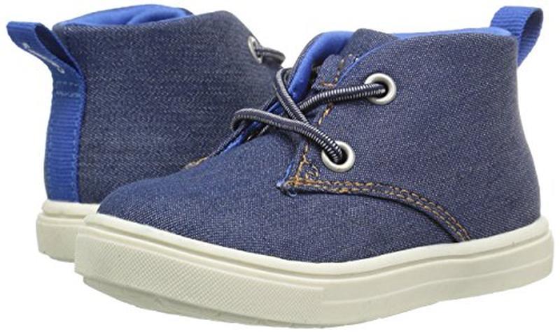 Детские кроссовки ботинки carters eur 27 30 us 10 12 стелька 17 18 см1 ... 1de7a2a74bb88