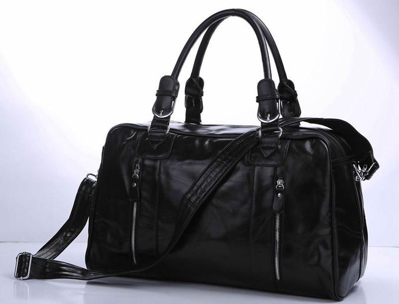 b6e2dcdd5337 Стильная кожаная мужская дорожная спортивная casual вместительная сумка  ручная работа1 фото ...