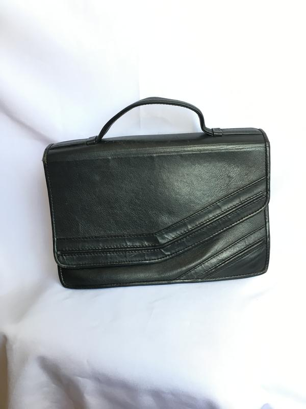 8058fb8cf136 Мужская кожаная сумка барсетка портфель кожа, цена - 400 грн ...