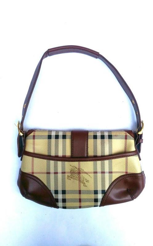 Burberry сумка маленькая, клетка, канвас Burberry, цена - 300 грн ... d81806e2057