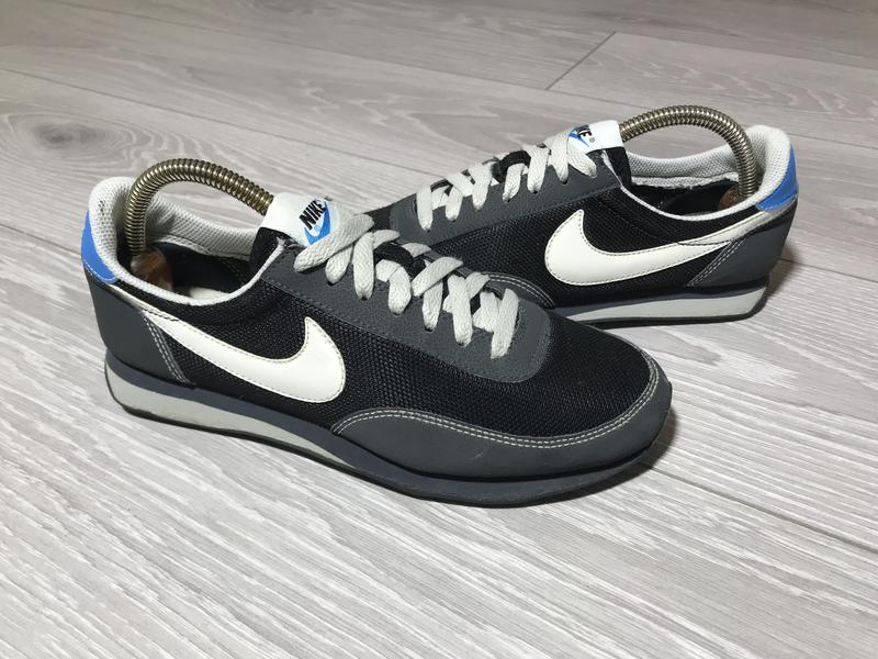 san francisco 88e1b 5bea6 Кроссовки nike waffle cortez оригинал размер 38 черные (Nike) за 550 грн. |  Шафа