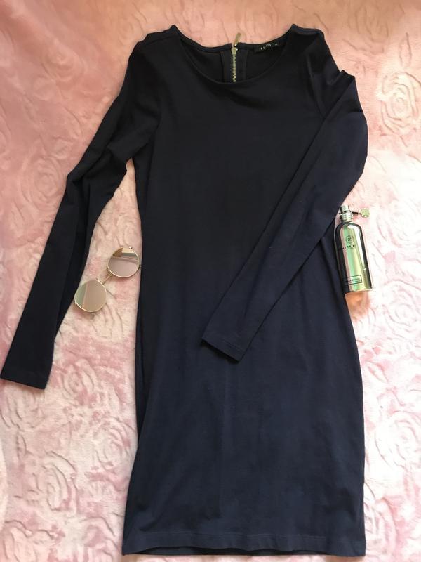 bef374cdcc5 Платье баклажаннового цвета mohito Mohito