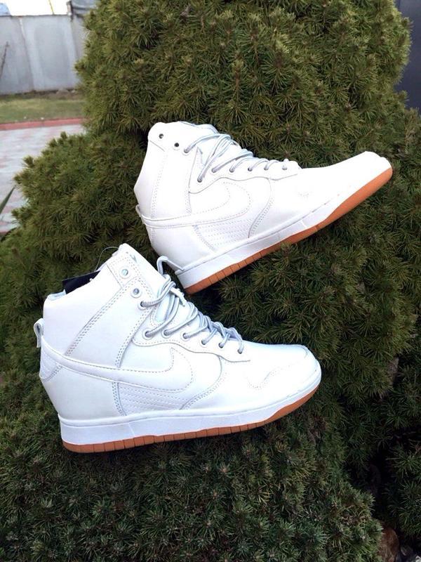 81af77cf Сникерсы белые nike размер 41 Nike, цена - 595 грн, #1424836, купить ...