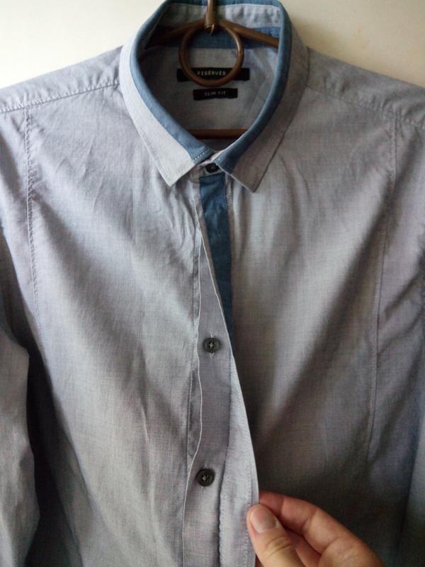 7fe108ed7e094da Мужская рубашка фирмы «reserved» Reserved, цена - 49 грн, #13924969 ...