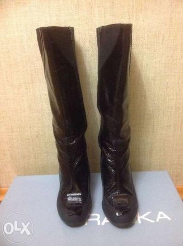 Продам стильные нубуковые сапоги braska Braska 20e51ced3fc24