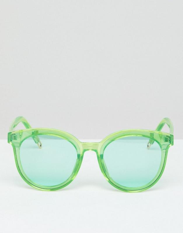 Солнцезащитные очки asos в прозрачной оправе 7x ASOS 03daf9e36da4a