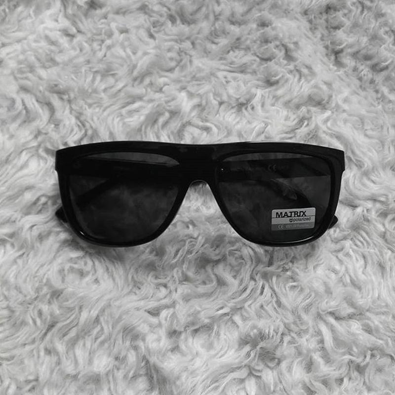 Солнцезащитные очки солнечные очки квадратные черные полароид с  поляризацией1 ... d4b72c9722967