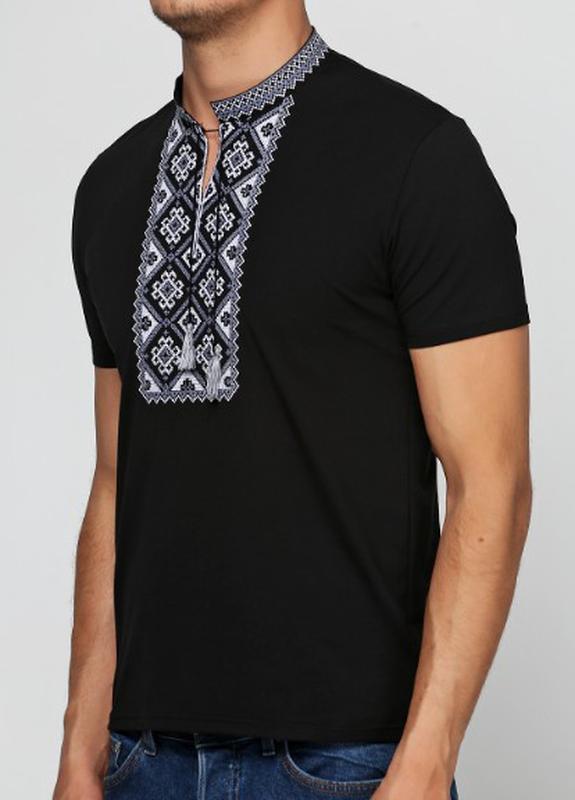 Красивая мужская футболка вышиванка 9480e5b96a736