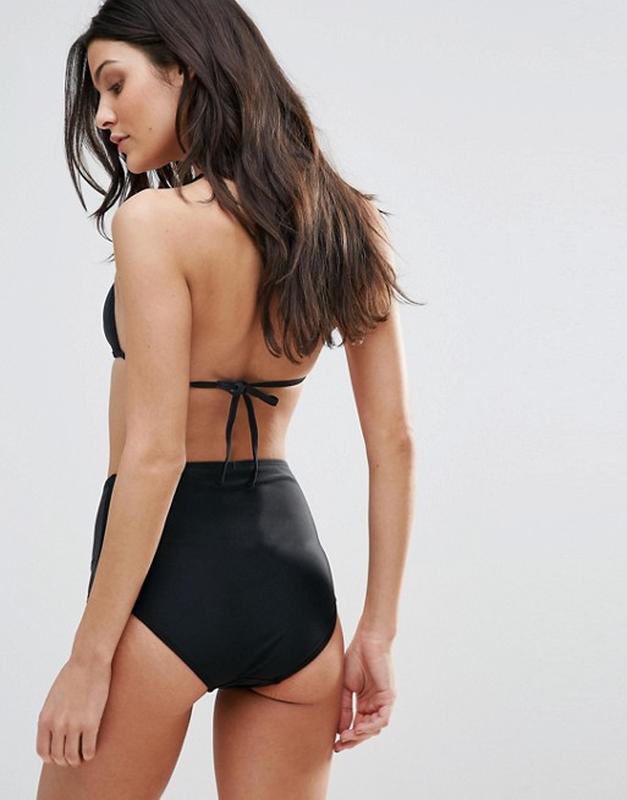 e121765c297cb Купальные трусики new look high waisted bikini bottoms New Look ...