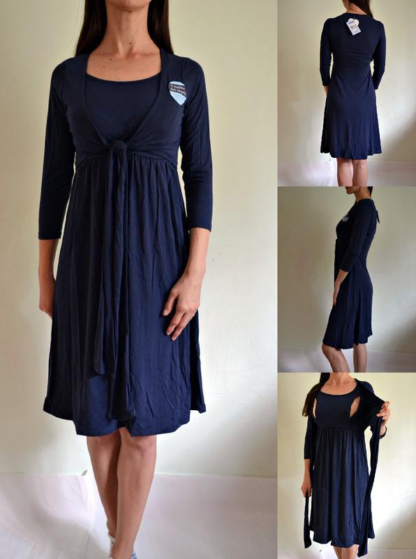 Платье для беременных и кормящих мам xs ONLY, цена - 199 грн ... 92910f5748a
