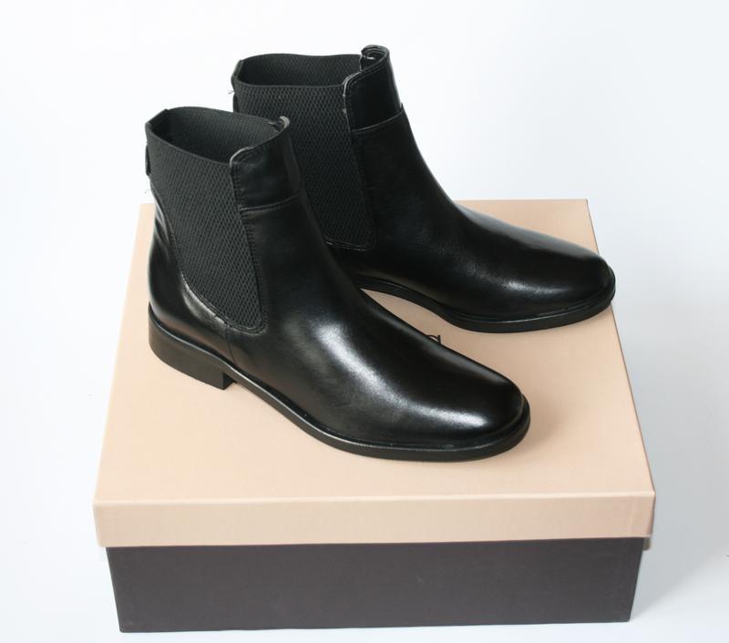 2ad0c7a5e Ботинки челси riarosa оригинал. натуральная кожа., цена - 1395 грн ...