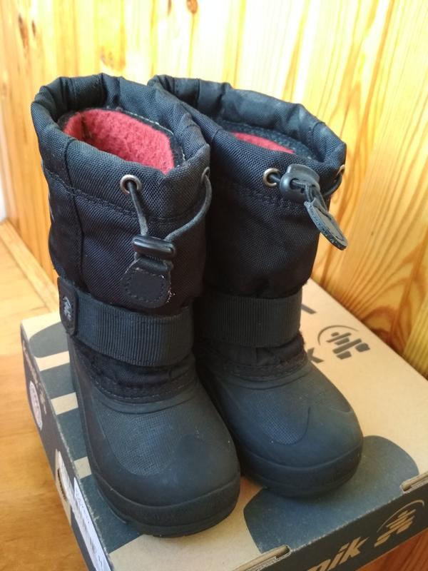ca383b92c Зимние сапоги kamik 26 р детские, цена - 550 грн, #14115670, купить ...