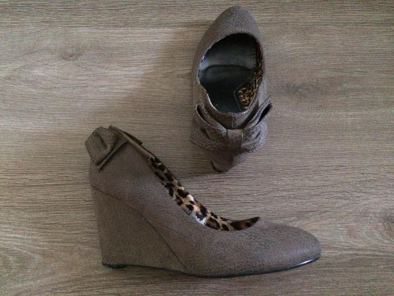 Туфлі на невисокій платформі1 ... 3f32e249f461e