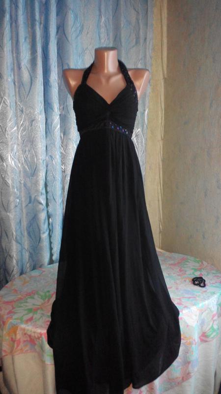 35f3182c1da Шикарное вечернее шифоновое платье1 ...