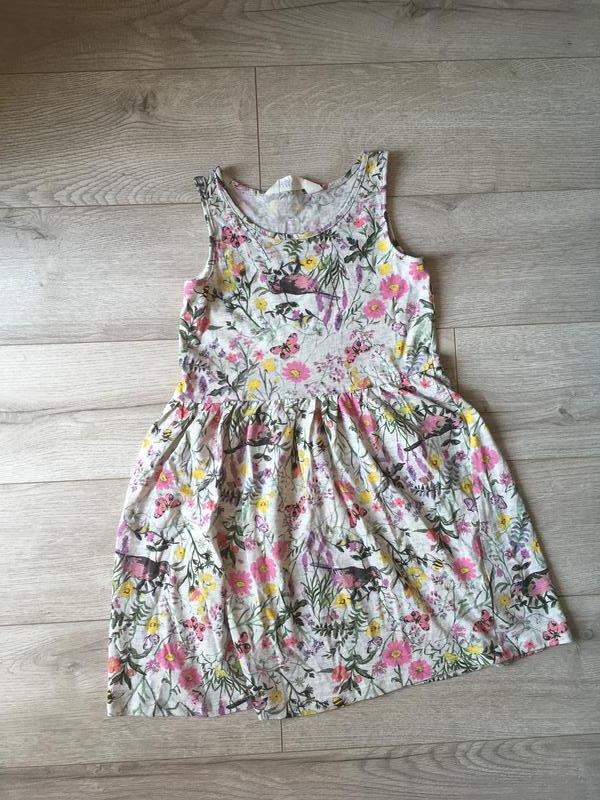 Легке літнє плаття h m - 6-8 років1 ... d6c5f5930caf5