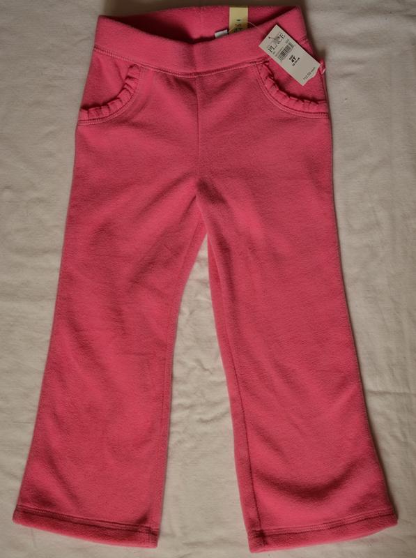 Флисовые штаны 4 года Children s Place ebafc274241d7