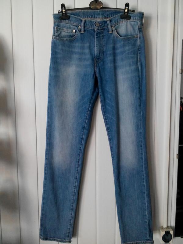 Мужские зауженные джинсы levis Levis 0af04c6d88216