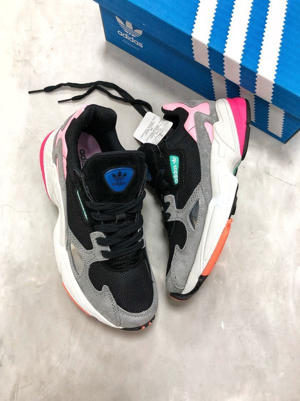 Крутые женские кроссовки adidas falcon Adidas, цена - 1399 грн ... 38fd9727d9e