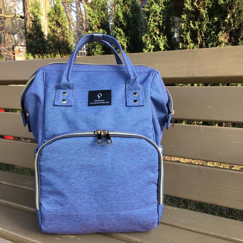 655bbdd220bc 10% скидка к новому году! сумка рюкзак для мамы с usb портом. оригинал ...