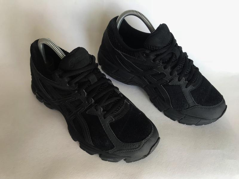 klassiska skor var man kan köpa bästa leverantör Спортивные кроссовки asics gel gt-walker original чёрные унисекс ...