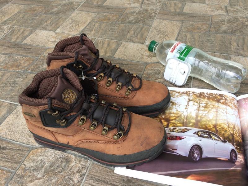 Мужские ботинки firetrap raptor 41,5 - 42 р. зимние новые оригинал!1 ... 173216246a0