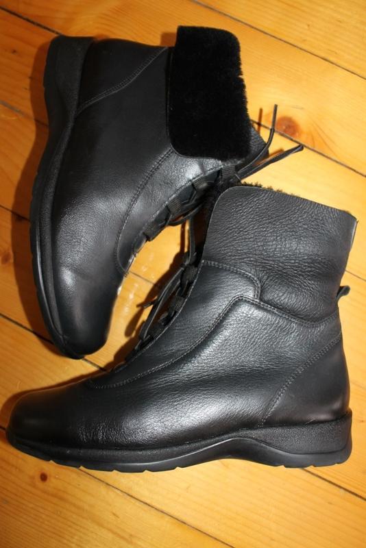 39 разм. зима. ботинки на овчине ladysko. кожа. состояние новых1 ... c5b1f9dc4d3