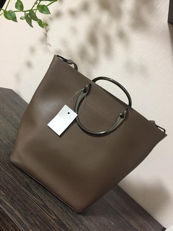 1645ab0307d4 Женская сумка эко кожа в стиле zara, цена - 430 грн, #14282468 ...