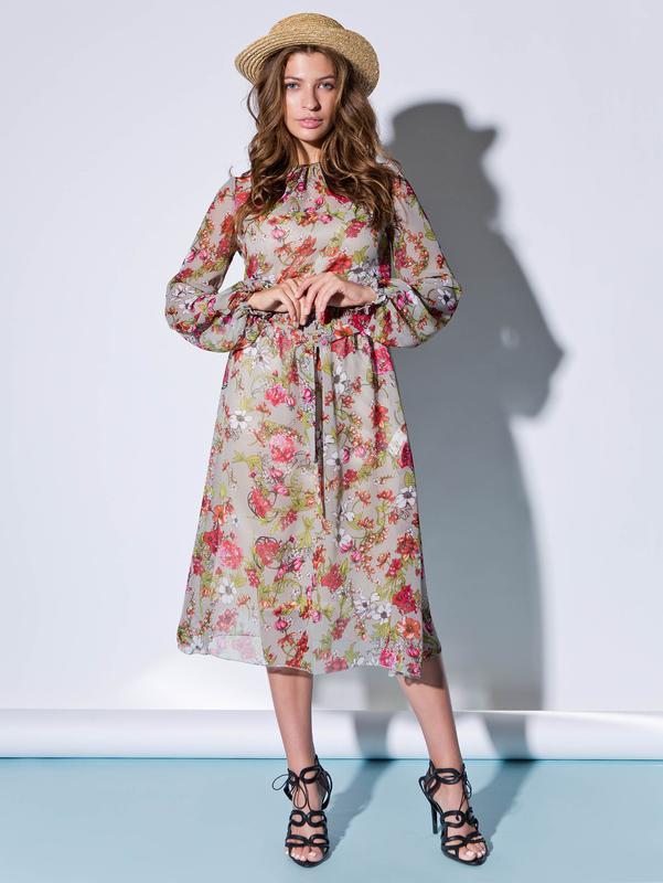 a31aa2cdd88 Летнее платье шифоновое легкое1 фото ...