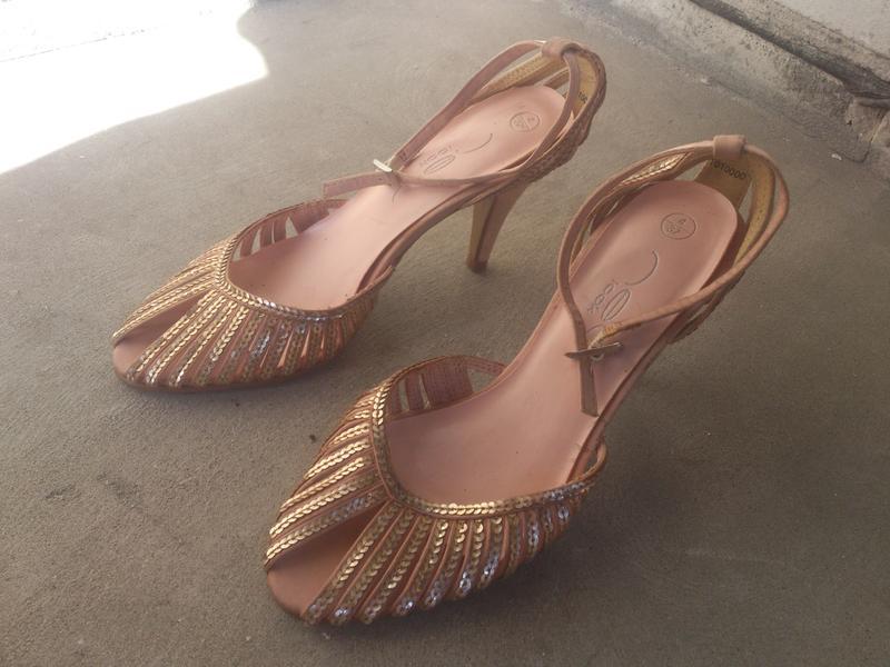 Брендові босоніжки туфлі жіночі new look 37  великобританія  24 см (босоножки  женские) ... 2343c4f211026