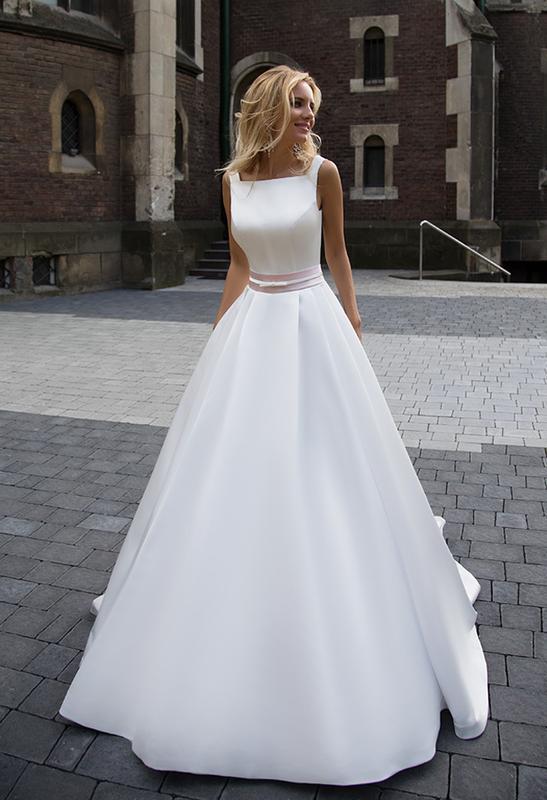 a55ba7a79fd Свадебное платье oksana mukha robin Оксана Муха