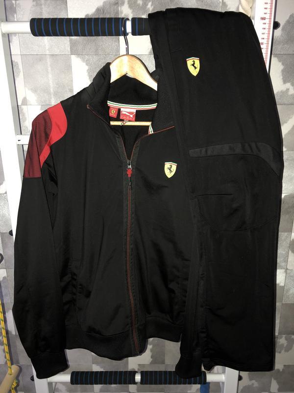 Фирменный спортивный костюм puma Puma Ferrari, цена - 700 грн ... 64de44b0b5f
