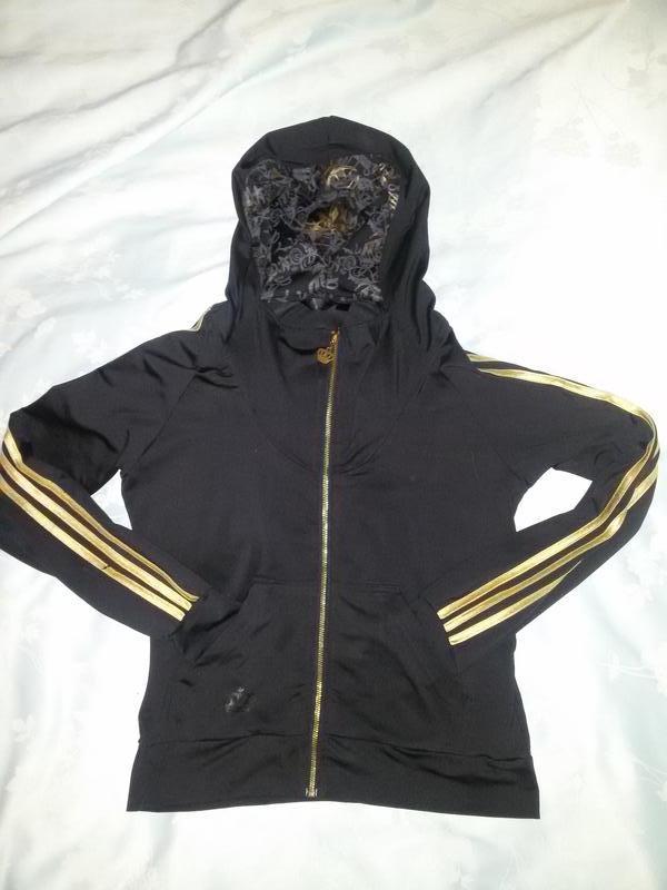 8b6e25ebcb3d Спортивная кофта мастерка Adidas Stella Mccartney, цена - 250 грн ...