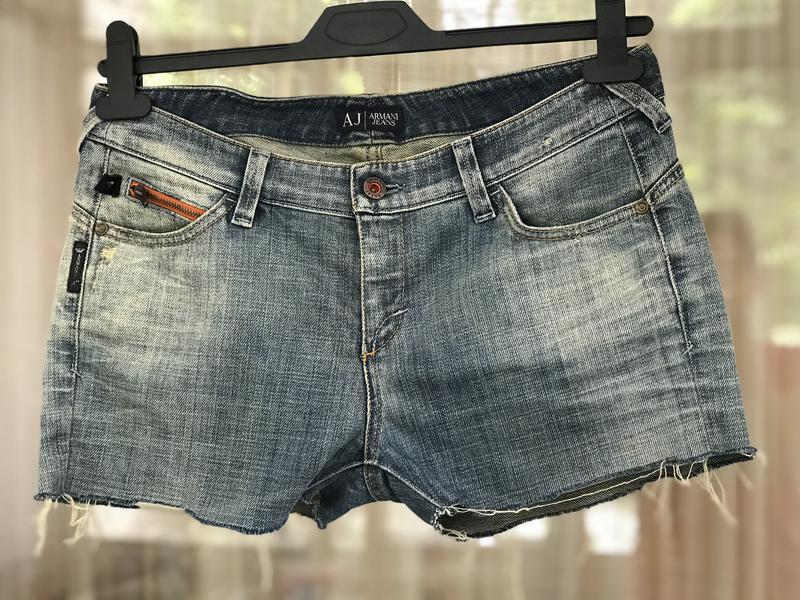 8bf4aab91e87 Джинсовые шорты armani jeans оригинал!!! armani jeans Armani Jeans ...