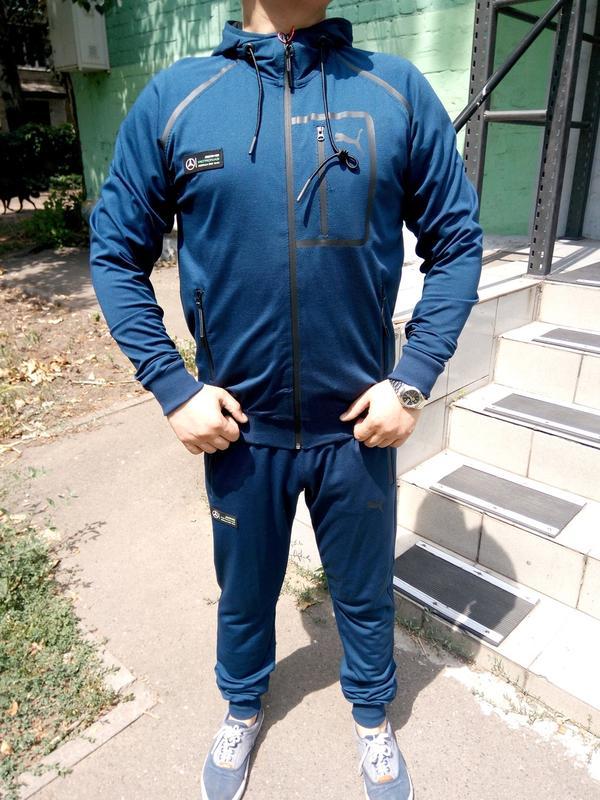 Спортивный костюм puma, цена - 1199 грн,  14420329, купить по ... f426809d7a1