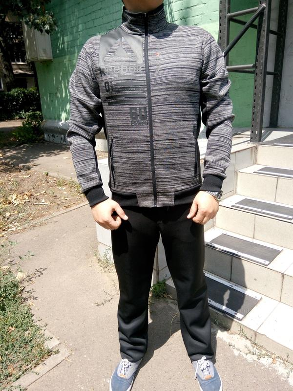 6dd6a6b89f82 Спортивный костюм reebok Reebok, цена - 1499 грн,  14421393, купить ...