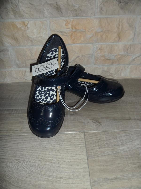 Новые школьные туфельки children s place (чилдренс плейс) Children s ... a2ca85b5aeac4