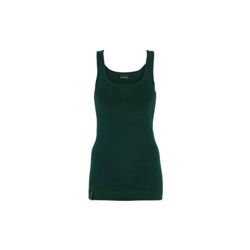 f728469e5811 Зеленая майка by malene birger премиум бренд (уценка) за 200 грн.   Шафа