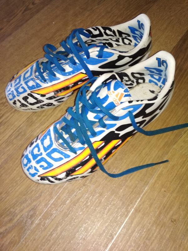 90143a07 Футбольные бутсы adidas. размер 34-35, 22 см Adidas, цена - 120 грн ...