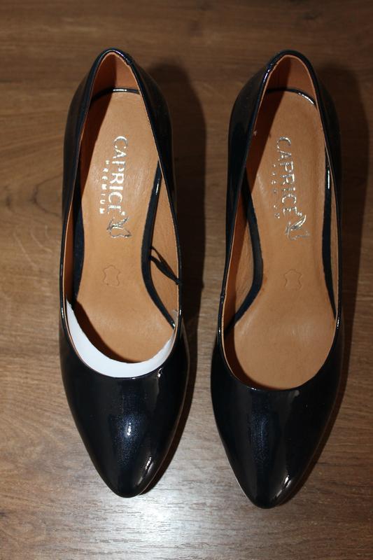 78922c67e Немецкие лакированные туфли caprice premium, 37 размер Caprice, цена ...
