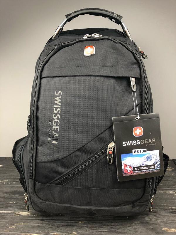 4ca25a8800e6 Швейцарский рюкзак swissgear 8810 cтильный городской школьный1 фото ...