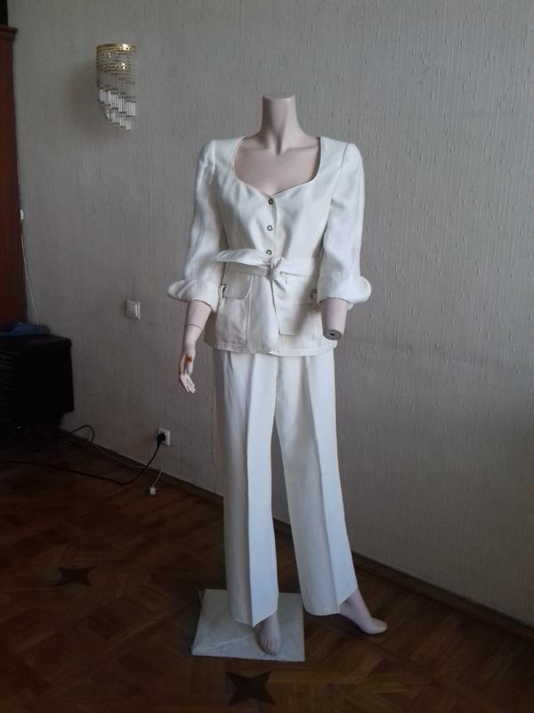 6b3625925ec784 Летний брючный костюм armani Giorgio Armani, цена - 9800 грн ...