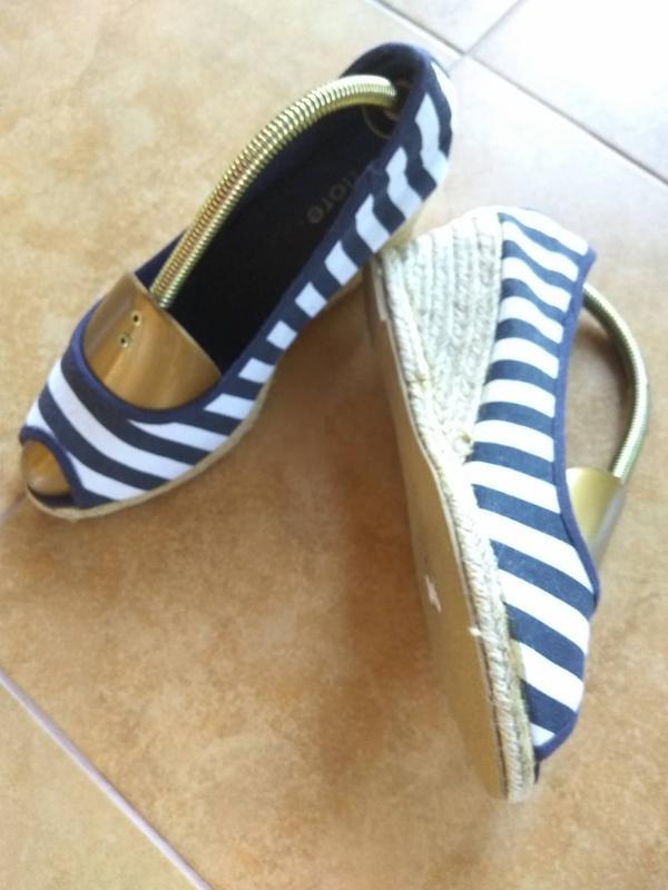 Летние туфли с открытым носком fiore, цена - 240 грн,  14560544 ... 6d5a5d1a0ca
