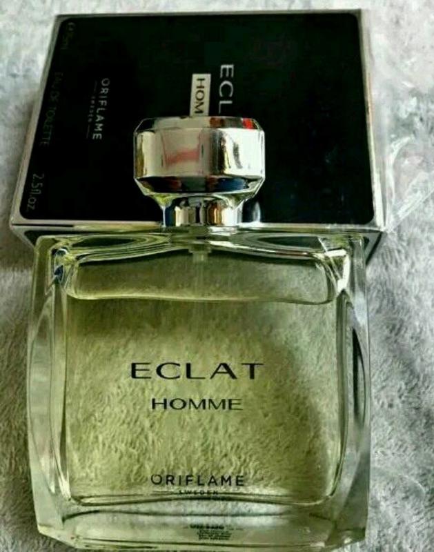 туалетна вода Eclat Homme екла ом Oriflame цена 335 грн