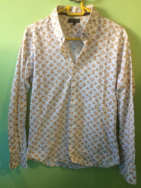 f185b6a48640 Рубашка louis vuitton! Louis Vuitton, цена - 150 грн,  14603172 ...