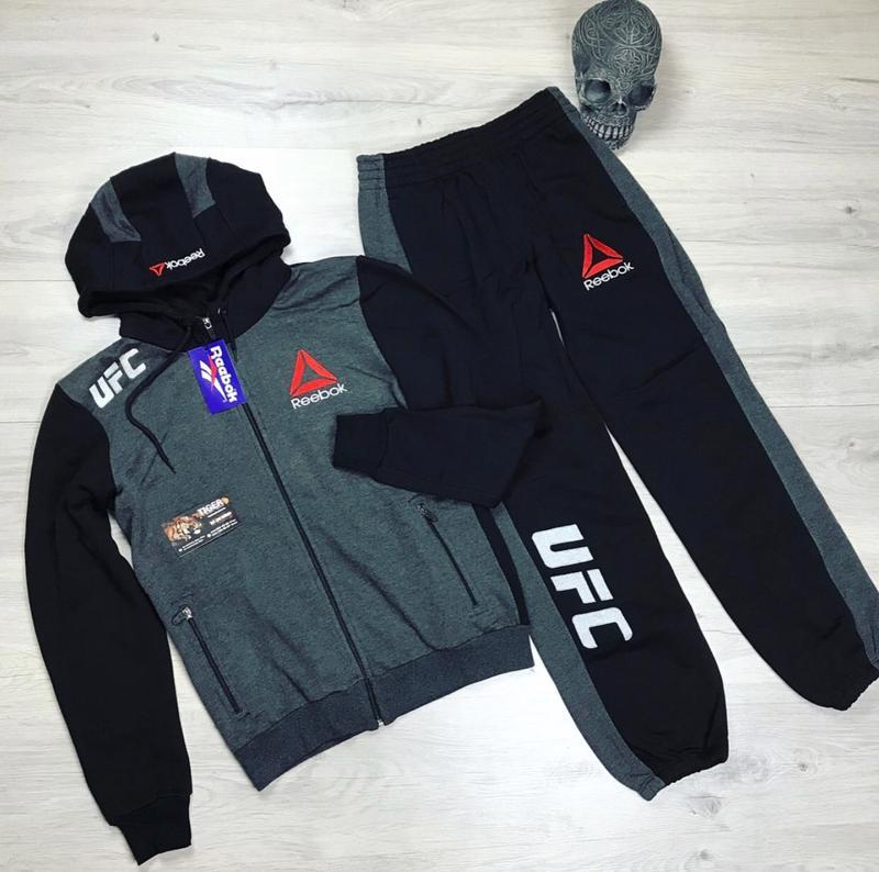 47738f05 спортивный костюм Ufcreebok Reebok цена 1545 грн 14653827