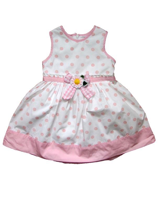 Children s place пышное нарядное белое платье в горох для девочки 2 года1  ... 3f002110bb346
