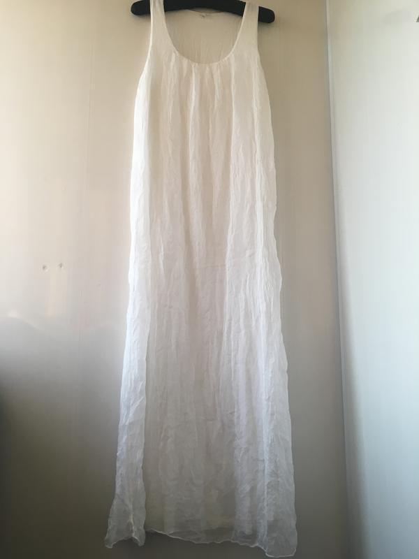 94941d40007 Италия! длинное легкое шелковое платье сарафан